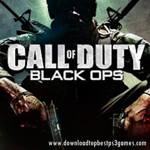 CALL OF DUTY BLACK OPS 1 GAME PS3