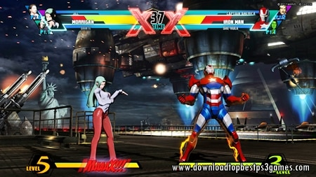 Marvel vs Capcom 3 ps3