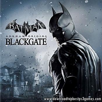BATMAN ARKHAM ORIGINS BLACKGATE PS3 download