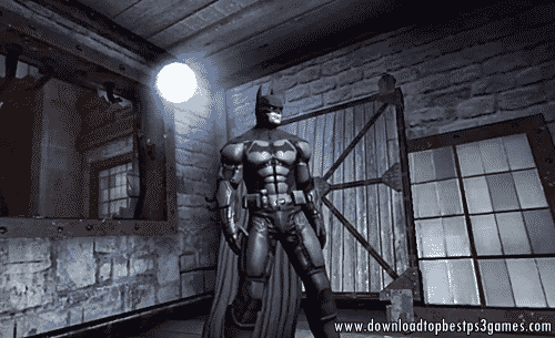 BATMAN ARKHAM ORIGINS BLACKGATE download for ps3