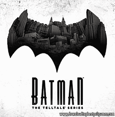 Batman The Tellteale Series for PS3 pkg download