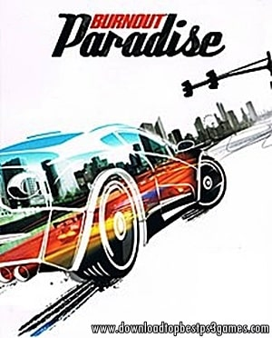 BURNOUT PARADISE GAME FOR PS3