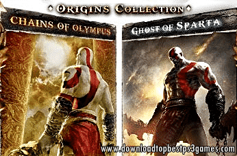God of War Origin Collection Game PS3