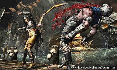 Mortal Kombat Komplete Edition download for ps3