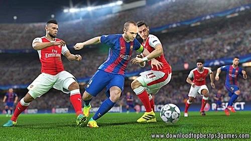 Pro Evolution Soccer 2017 Download for ps3 jailbreak