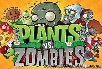 PLANTS VS ZOMBIES pkg download for ps3 jailbreak