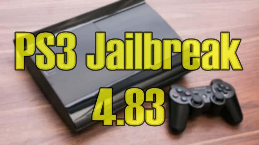 PS3 Jailbreak 4.83 CFW/OFW 2019