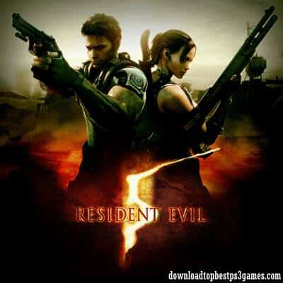 resident evil 5 ps3 iso