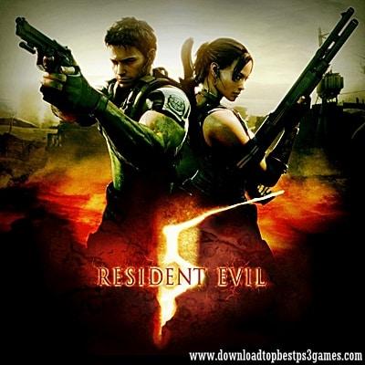RESIDENT EVIL 5 FULL GAME XBOX 360