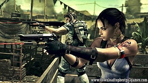 Biohazard 5 Game free. download full Version