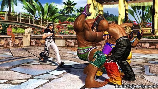 Tekken Tag Tournament 2 Ps3 Iso Game Download Updates Dlc Pkg