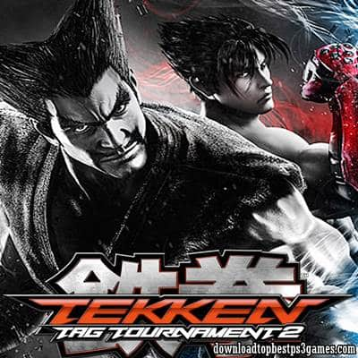 Tekken Tag Tournament 2 Full Game For PS3