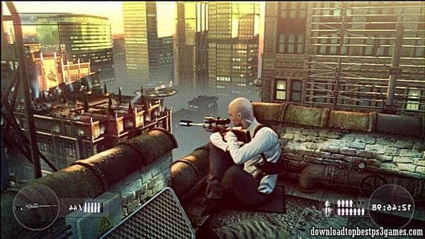 Hitman sniper ps3