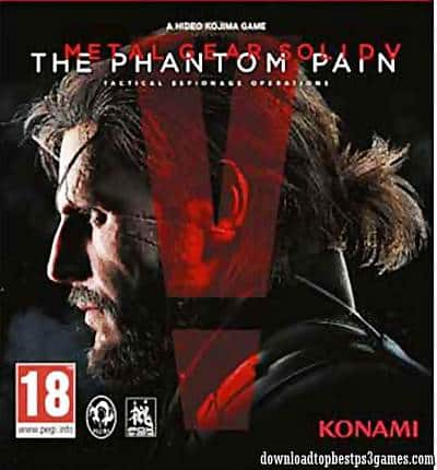 metal gear solid v free download for ps3