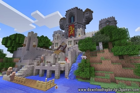 download Minecraft ps3