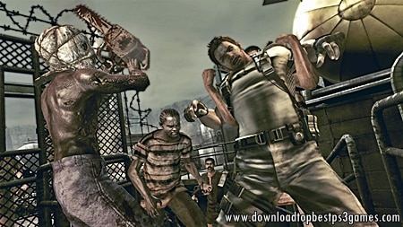 resident evil 5 pc iso download