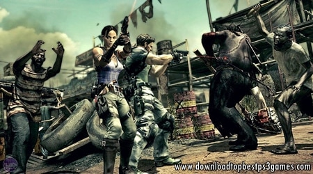 resident evil 5 pc iso game download