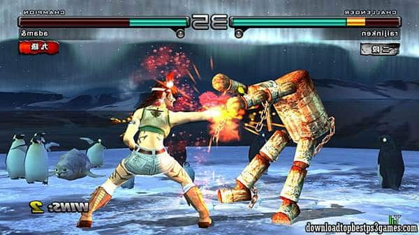 Tekken 5 Dark Resurrection Ps3 Iso Download Full Dlc Updates Pkg