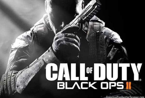 Call of Duty Black Ops 2 Game Xbox 360