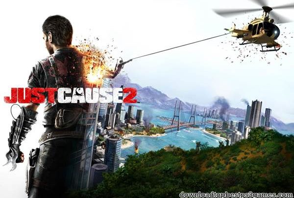 Just Cause 2 Full Game For PS3