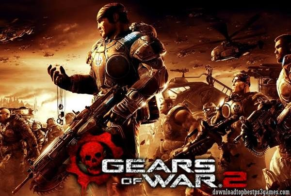 Gears of War 2 Xbox 360 (ISO/JTAG/RGH)