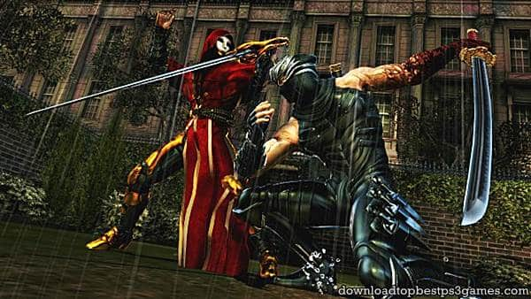 Ninja Gaiden 3 Ps3 Download Game Iso For Free Usa Eur Dlc Pkg