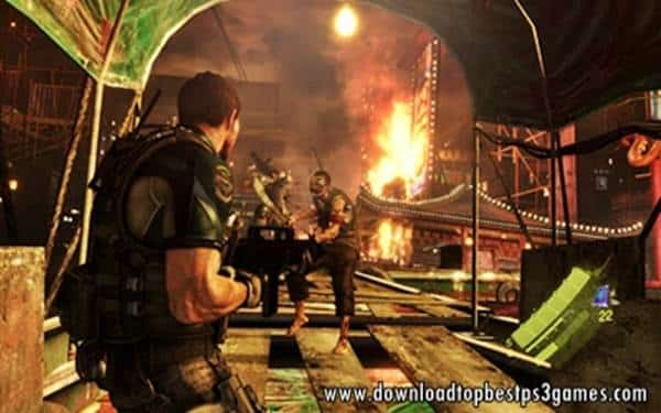 Resident Evil 6 free download pc