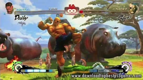 Super Street Fighter 4 Arcade Edition PC game