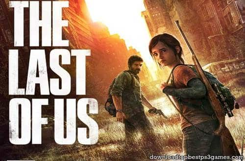 The Last of Us Game PS3