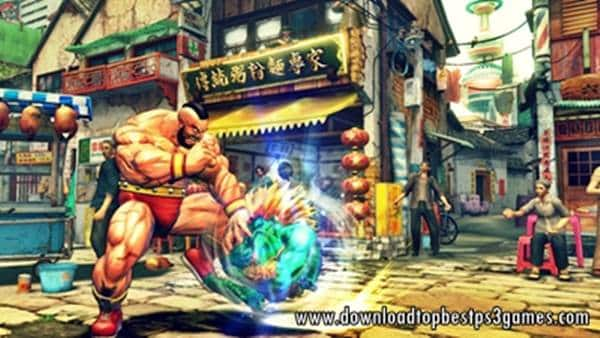 Ultra Street Fighter 4 PC Game