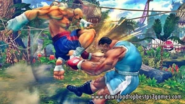 Ultra Street Fighter 4 PC Download