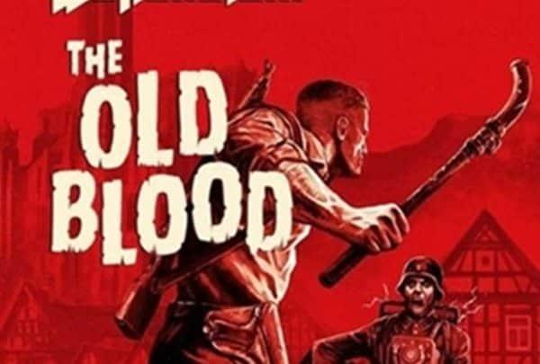 Wolfenstein The Old Blood Game PS4