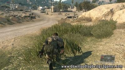 download Metal Gear Solid 5 The Phantom PC