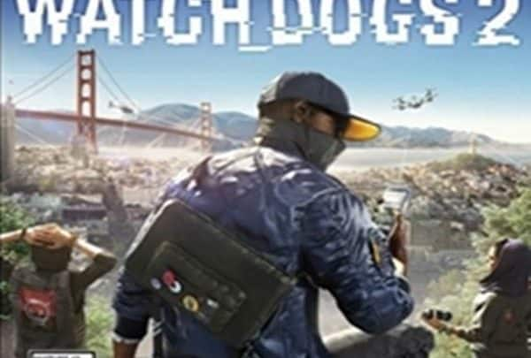 Watch Dogs 2 Game PS4