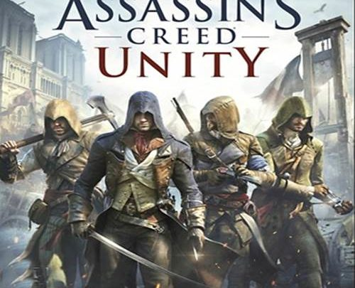 Assassins Creed Unity Game PS4