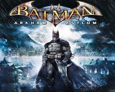 Batman Arkham Asylum Game PS4