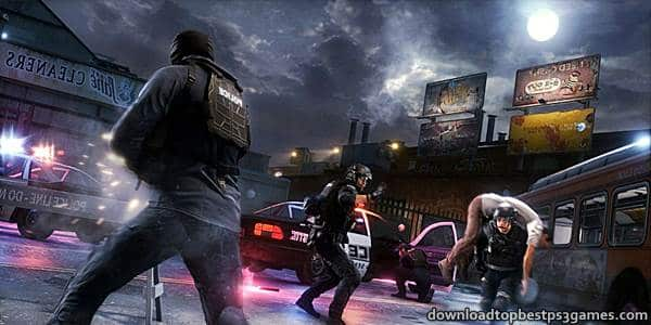 Battlefield Hardline PS4 ISO