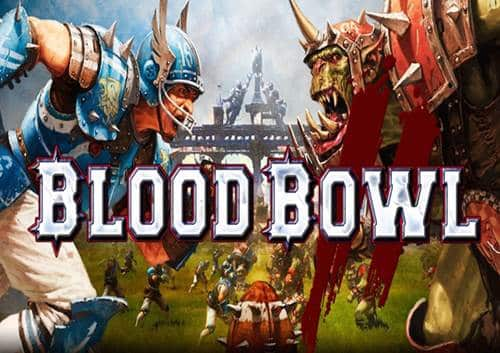 Blood Bowl 2 Game PS4
