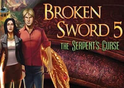 Broken Sword 5 The Serpent's Curse Game PS4