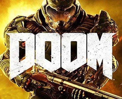 Doom Game PS4