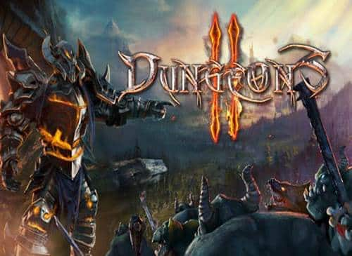 Dungeons 2 Game PS4