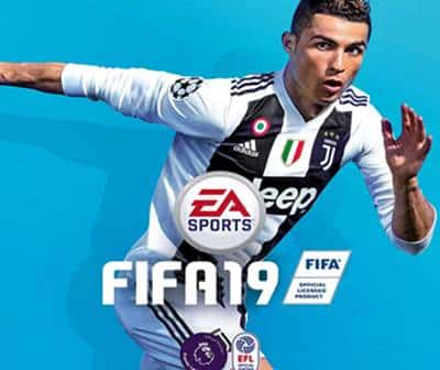 FIFA 19 Game PS4