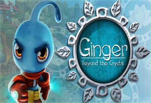 Ginger Beyond the Crystal Game PS4