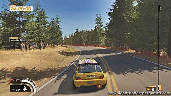Sebastien Loeb Rally Evo PS4 ISO