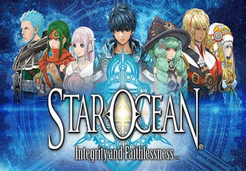 Star Ocean Integrity and Faithlessness Game PS4