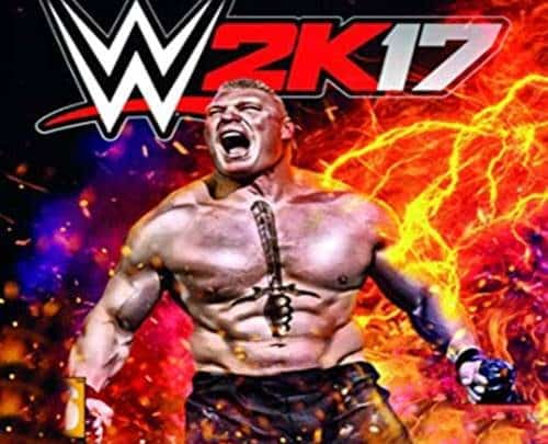 WWE 2K17 Game PS4