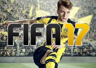 FIFA SOCCER 2017 Game Xbox 360