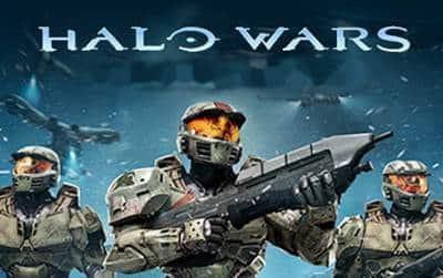 Halo Wars Game Xbox 360