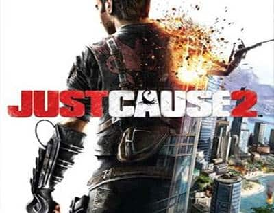 Just Cause 2 Game Xbox 360