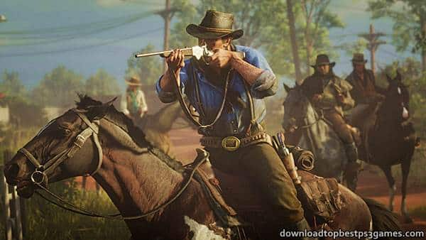 Red Dead Redemption 2 PS4 ISO